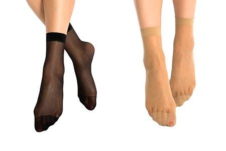 В чем особенности носков из разных материалов?